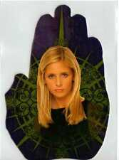 Buffy The Vampire Slayer Season 4 Essential Slayer ES1 Foil Die-Cut Chase Card