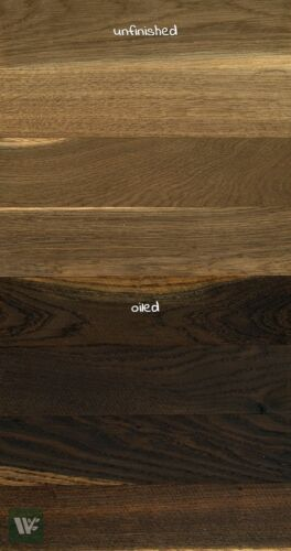 Smoked Oak Wood 12in Parquet Classique Natural Grade Herringbone Fishbone HS27