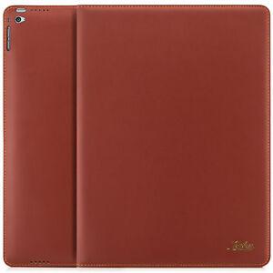 Echt-Leder-Tasche-fuer-Apple-iPad-Pro-12-9-034-2015-Schutzhuelle-Flip-Case-Cover-Etui