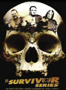 Details about WWE 2006 SURVIVOR SERIES JOHN CENA PPV POSTER ALWAYS ROLLED  NEVER FOLDED WCW ECW