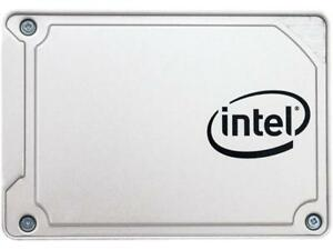 "Intel 545s 2.5"" 256GB SATA III 64-Layer 3D NAND TLC Internal Solid State Drive ("