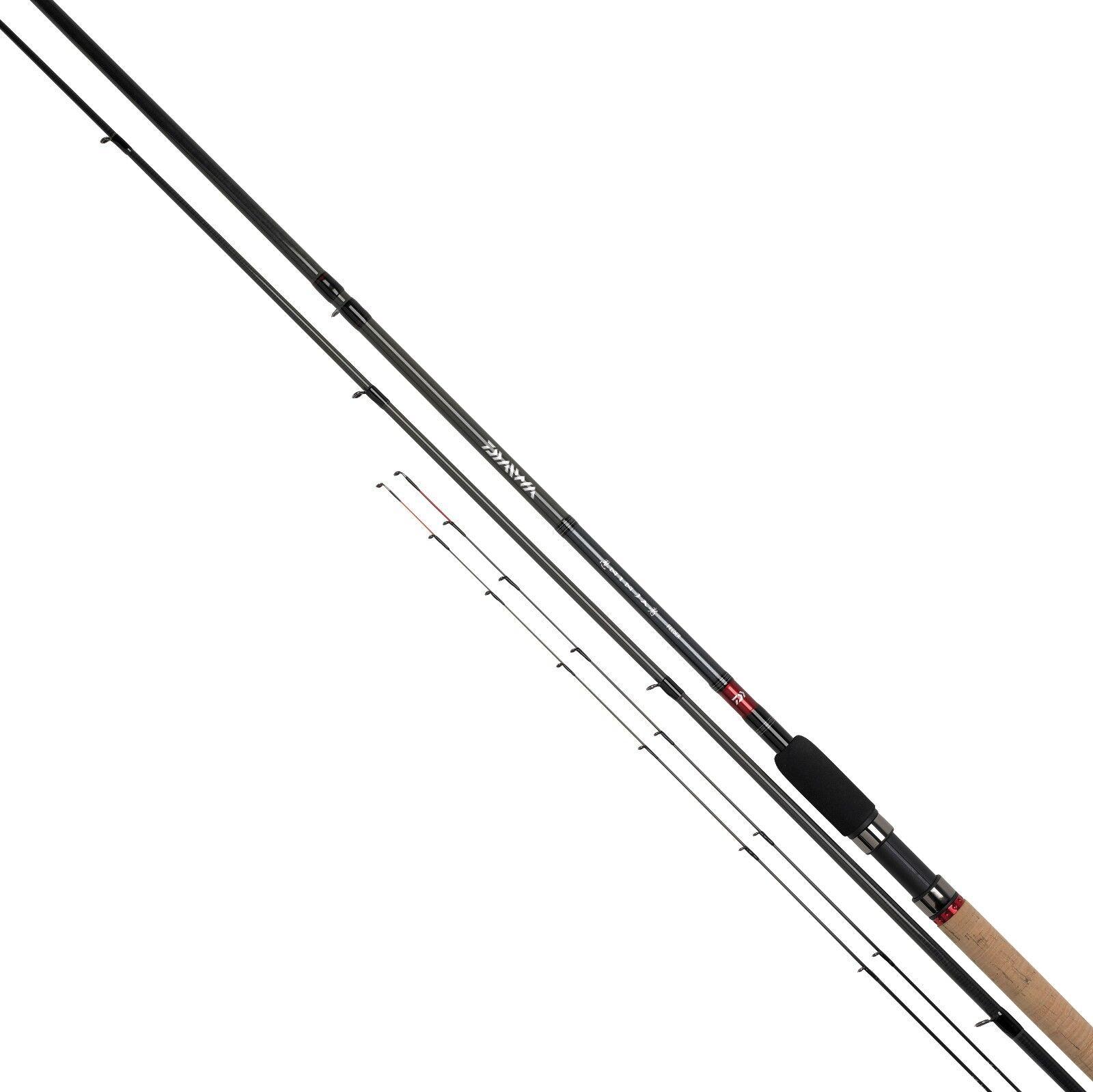 Daiwa NEW Ninja Feeder Fishing Rods 10' 11' 12' & 13' 2pc or 3pc Piece Rods