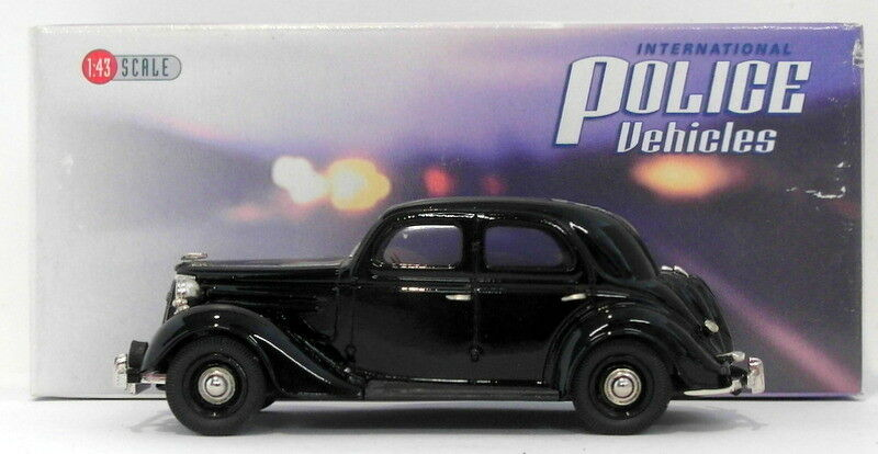Brooklin models 1 43 scale ipv08 - 1949 ford v8 piloto Cornwall County const