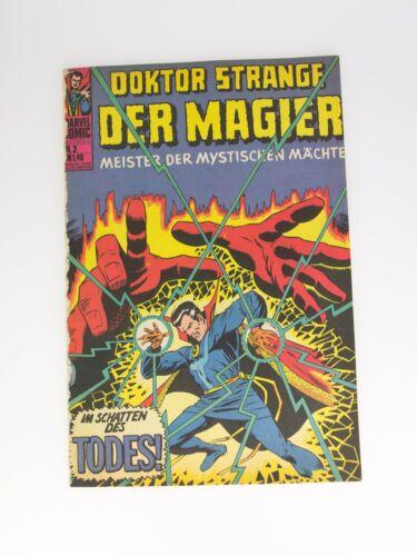 Doktor Strange der Magier MARVEL COMIC Hefte 1 2 3 4 5 6 7 8 10 11 12 Sammler