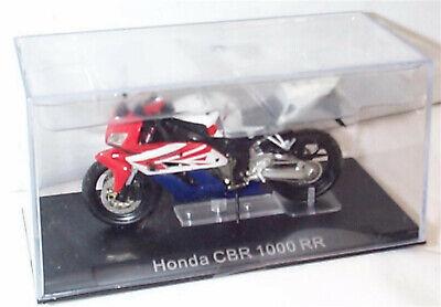 Honda Fireblade CBR1000RR 1:24 moto Ixo Atlas Diecast