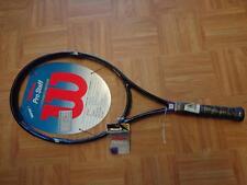 RARE NEW Wilson Pro Staff 5.5 OS 110 4 1/4 grip Tennis Racquet
