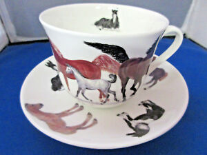 Roy Kirkham Large Breakfast Cup /'My Horse/' Fine Bone China NEW