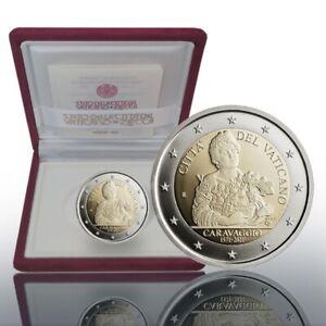 2 euro commémorative Vatican 2021 BE - Le Caravage (Caravaggio)
