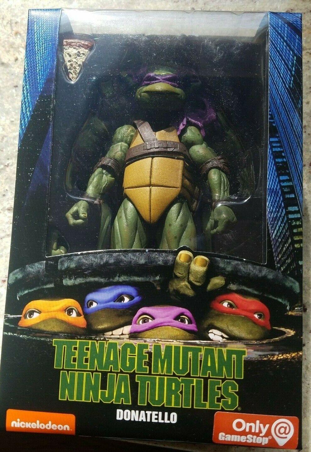 e04f0f549b6 ... Teenage Mutant Ninja Turtles 90 s Movie Figure Donatello Figure Movie  TMNT 90s turtle NEW d8bb6a