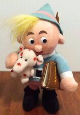 "Vintage 1999 Hermey the Elf Stuffed Toy Dentist -Rudolph- Misfit 6"" EUC"