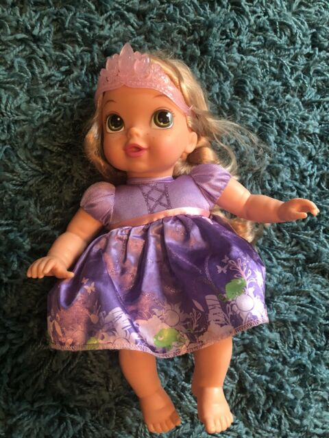 Baby Rapunzel Doll From Tangled For Girls (Missing ...