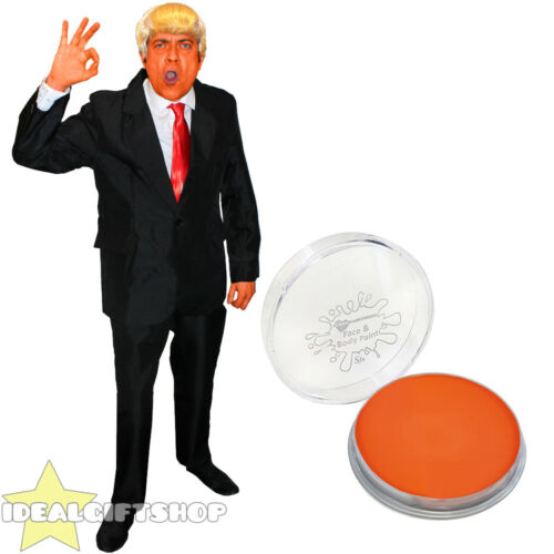 ADULTS PRESIDENT OF THE UNITED STATES USA REPUBLICAN FANCY DRESS COSTUME SUIT