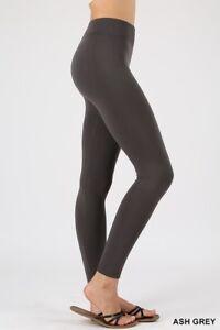 09b8b0e032bd78 Image is loading Womens-Fleece-Leggings-Lined-Seamless-Thick-Stretch-Warm-