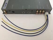 2 X Power Plug 6 Pin Wire Harness For Alpine ERA-G320 3342