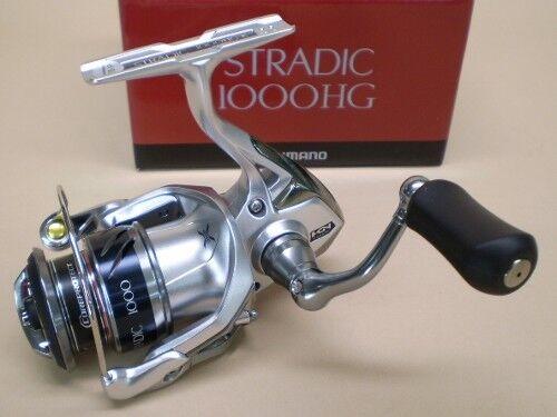 Shimano Stradic 1000HG Spinning Reel ST-1000HGFK 6.0:1 Model ST-1000HGFK Reel 1000 HG FK 014520