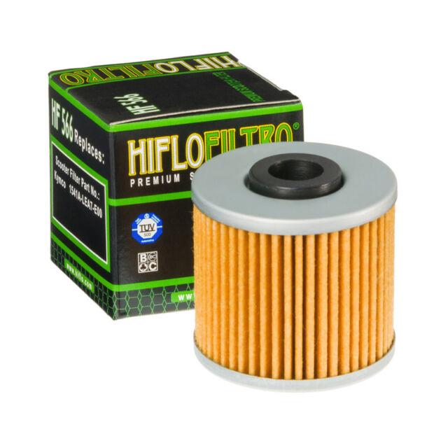 Filtre à huile Hiflofiltro HF566 Pour Kymco 125 Super Dink IE 2009