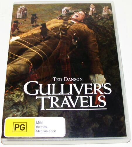 1 of 1 - Gulliver's Travels--- (DVD, 2006)