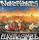 Playin & Simple von Monophonics (2016)