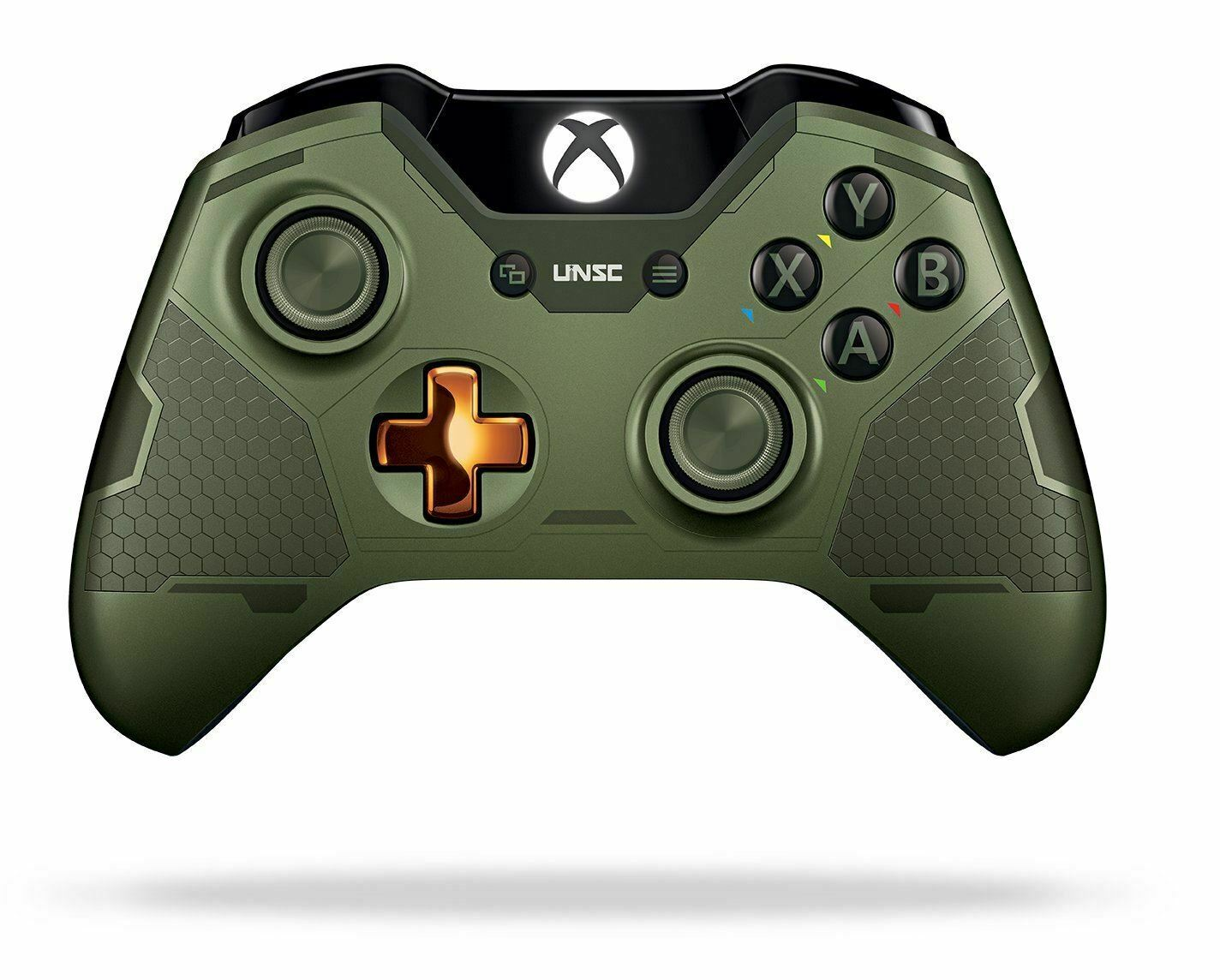 Microsoft Xbox One Halo 5 Master Chief Limited Edition Wireless Controller