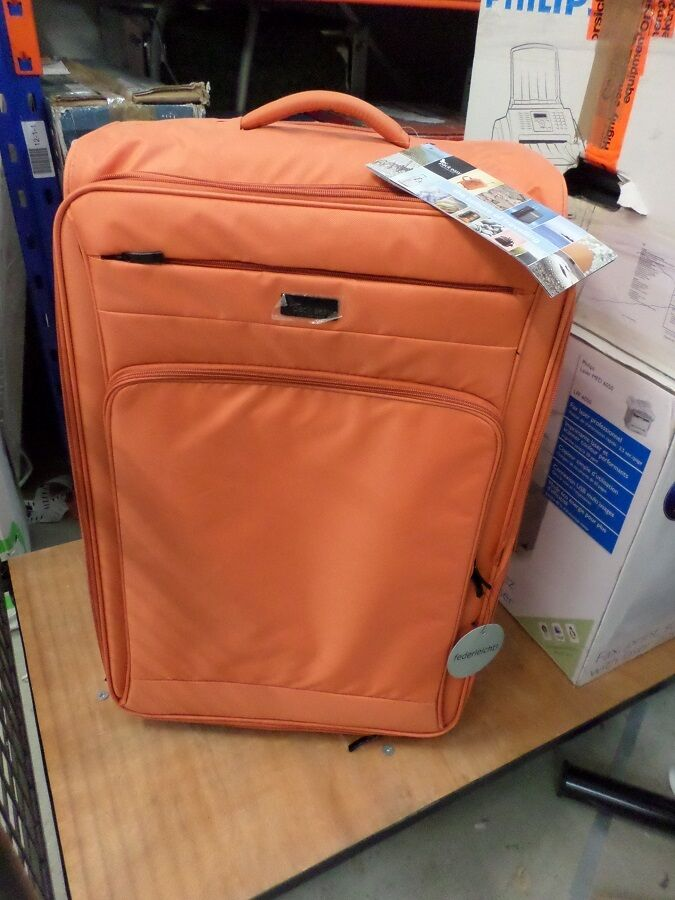 Pack Easy Valise de voyage Orange Händler Händler Händler d18d36