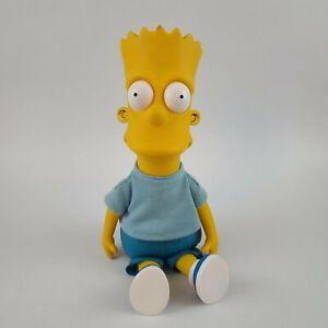 "Vintage Bart Simpson 11"" Plush Doll 1990 20th Century Fox Matt Groening"