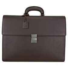 Montblanc Meisterstuck Leather Tuscany Briefcase 111256