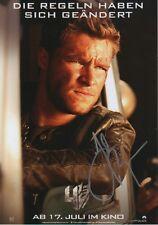 "Jack Reynor ""Transformers"" Autogramm signed 20x30 cm Bild"