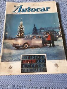 Autocar-Magazine-23-December-1960-Get-Into-An-Austin-And-Out-of-the-Ordinary