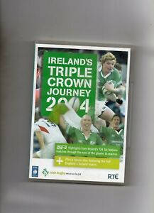 IRELAND-RUGBY-DVD-IRELAND-039-S-GRAND-TRIPLE-CROWN-JOURNEY-2004