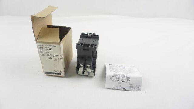 FUJI Electric Contactor SC-05 220V New