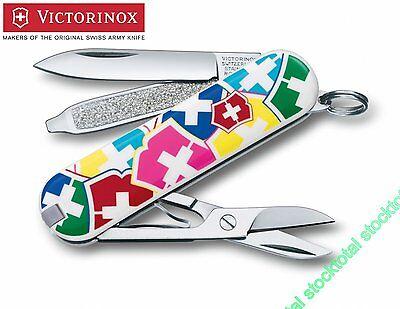 MEJORAMOS CUALQUIER PRECIO NAVAJA VICTORINOX CLASSIC 7 FUNCIONES  0.6203
