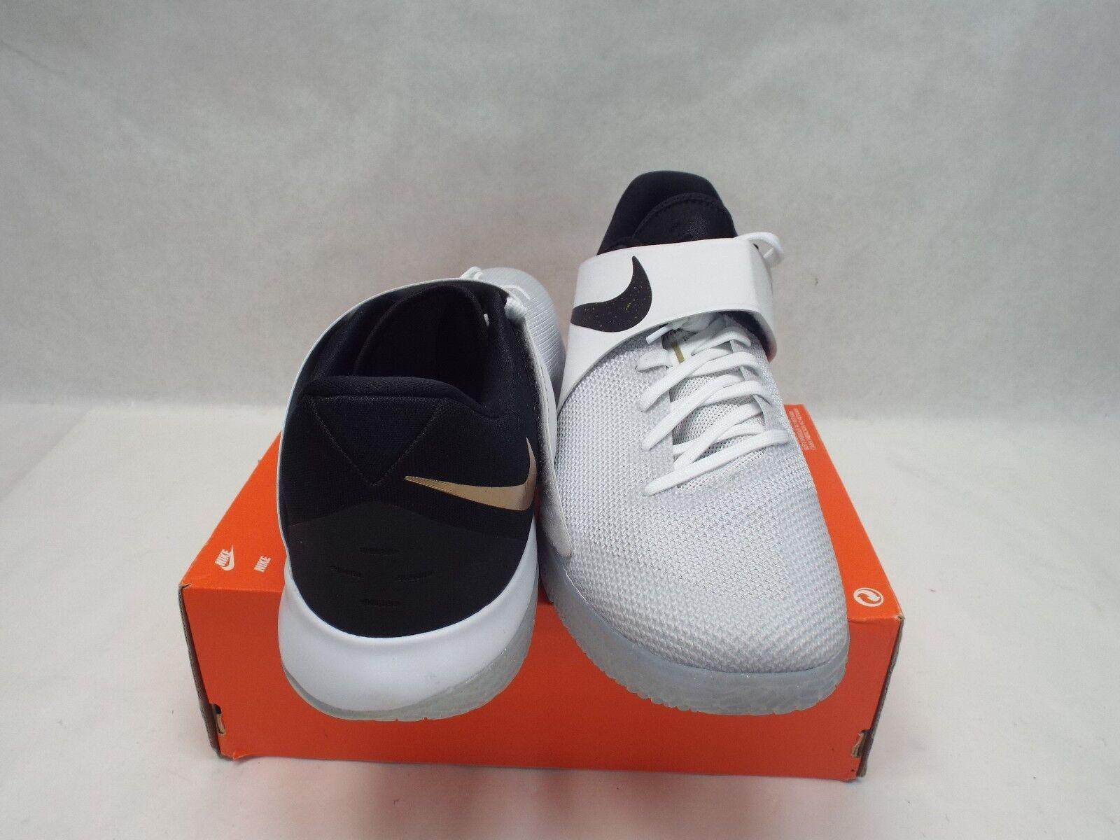 Nuevo hombre 17 NIKE Zapatos Negro Blanco 852421 Zoom Live Air 120 852421 Blanco -107 885ad7