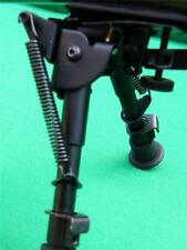 "RIFLE BIPOD 6"" - 9""  AND SWIVEL"