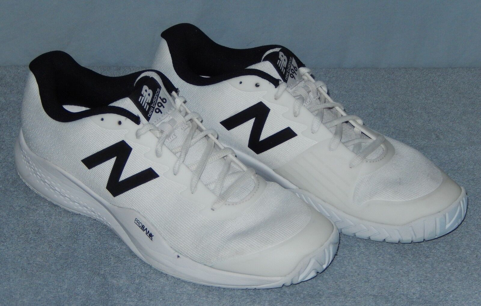 New Balance Mens Tennis shoes White Size 12.5 MCH996P3 996v3