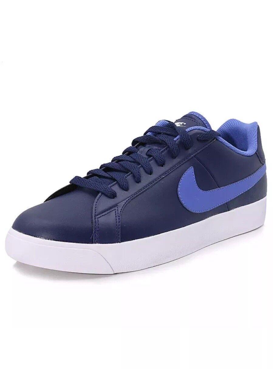 Nike gericht royale niedrigen casual sneaker blau 844799-401 844799-401 844799-401 größe 9,5 neue d954ae