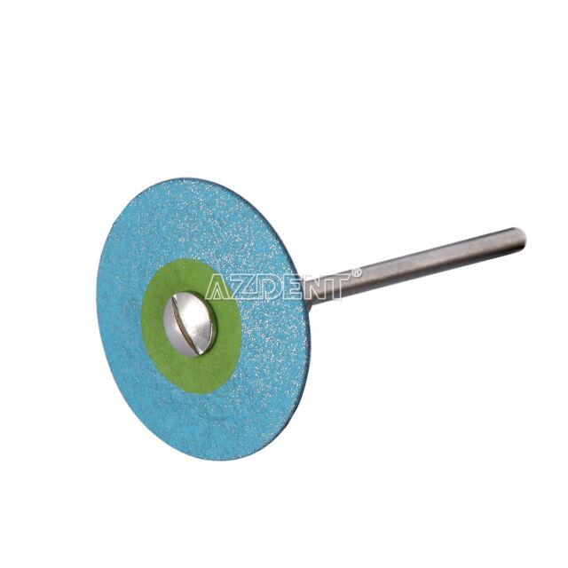 Dental Rubber Diamond Polisher Polishing for Zirconia Porcelain Medium Coarse