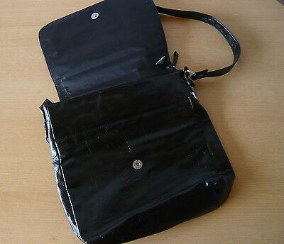 Tasche Schultertasche Handtasche schwarz von Ladyredmond