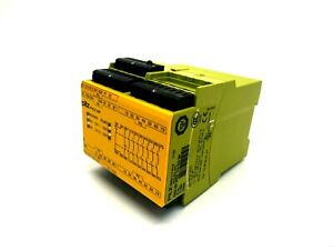 Pilz PNOZ X9P 24VDC 7n/o 2n/c 2so Safety Relay 777609