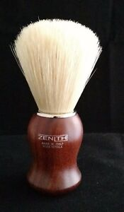 Zenith-Kotibe-Wood-Handle-Boar-Shave-Brush-24-5-x-57mm-Knot-Made-in-Italy-B7