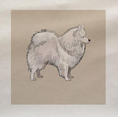 Dog Spritz Fabric Panel Make A Cushion Upholstery Craft