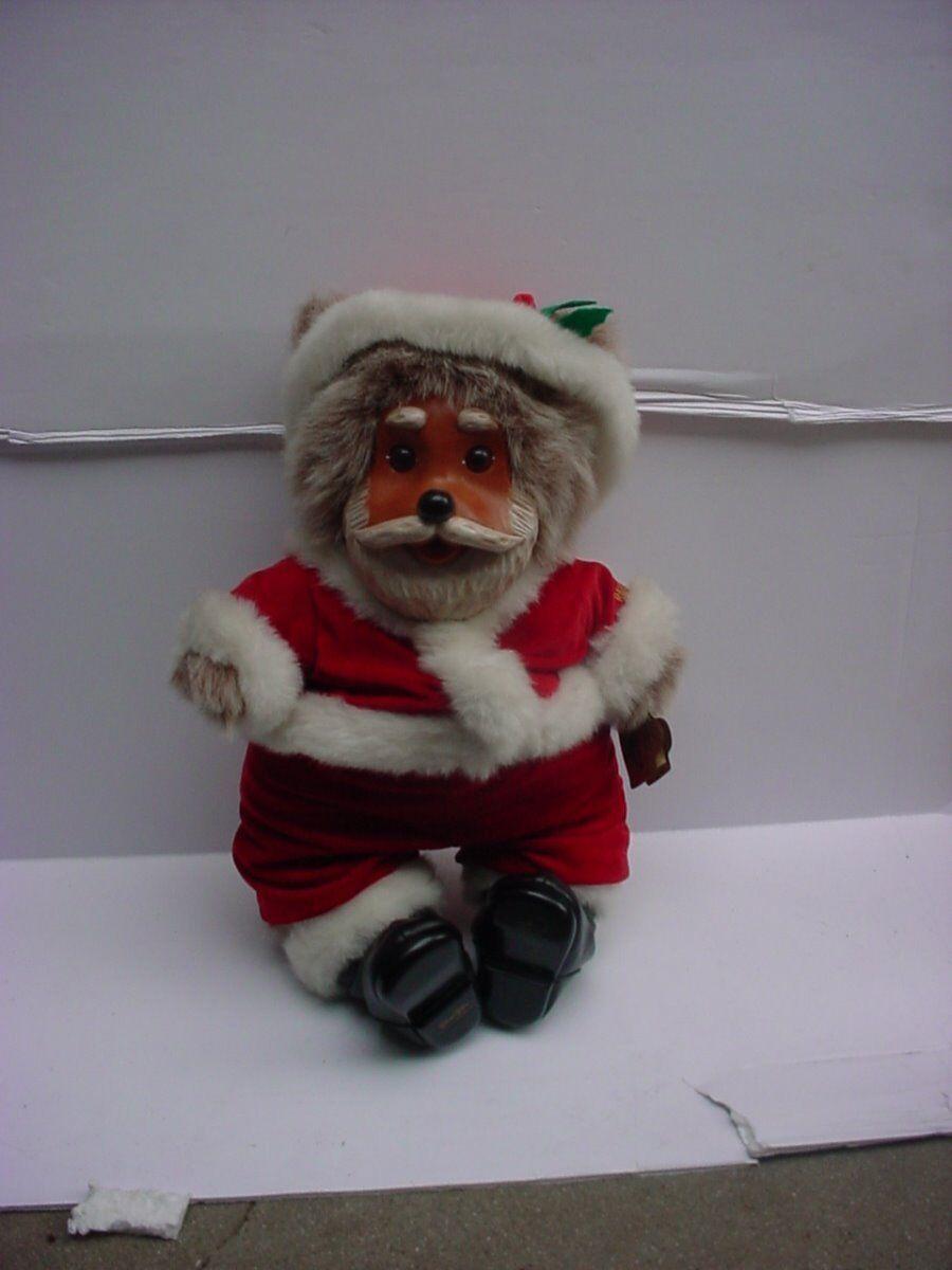Robert Raikes Firmato Santabear 1992 Fifth Natale Edizione 1992 Pennino