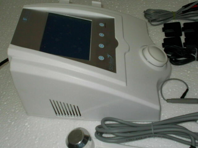 Combination Physical therapy machine electotherapy+ultrasound therapy Healer Com