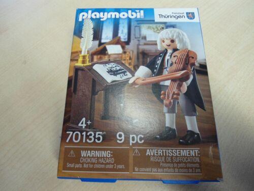 "Playmobil Sonderfigur 70135  /""Bach/"" NEU"