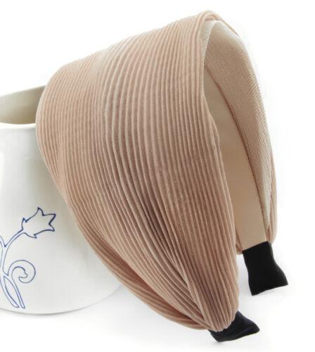 Large tissu scintillant-série 30-magnifique-bandeau vintage bijoux de cheveux
