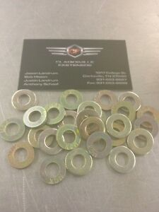 5/16 Grade 8 Thick Heavy Washers
