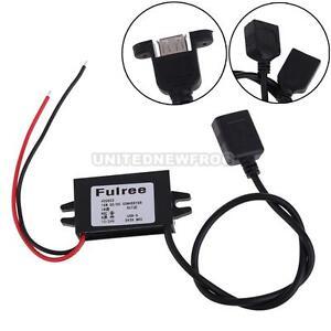 UN3F-Single-Dual-USB-12V-24V-to-5V-DC-DC-Step-down-Power-Adapter-Converter