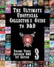 The Ultimate Unofficial Collector's Guide to D&d  : Volume One: Original D&d and Basic D&d by James Hunton, Deborah Hunton (Paperback / softback, 2009)