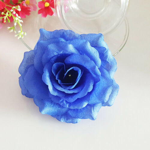 Decor Rose Bulks 3D Gift Box Accessories Artificial New Home Party  Flower Head