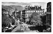 BR10619 Grenoble Carrefour avenue Alsace Lorraine car voitures autobus  France