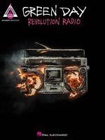 Green Day Revolution Radio Sheet Music Accurate Tab Edition Guitar Tab 000212480